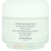 Sisley Restorative Facial Cream With Shea Butter All Skin Types - Day and Night, Gesichtscreme 50 ml