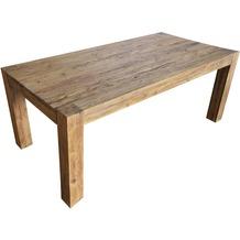 SIT BANDA Tisch 200x100 cm natur