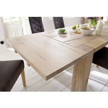 SIT-Möbel FAUSTO Ansteckplatte  white wash