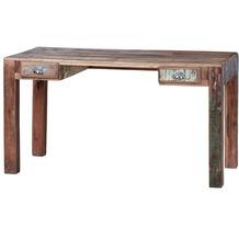 SIT FRIDGE Schreibtisch 2 Schubladen bunt