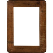 SIT FRIDGE Spiegel längs und quer aufhängbar, 7 cm Rahmenbreite bunt