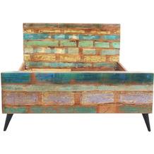SIT MIAMI Bett für Matratzen 180x200 cm bunt