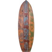 SIT RIVERBOAT Surfboard-Garderobenpaneel bunt