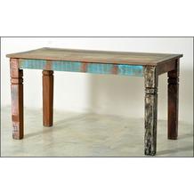 SIT RIVERBOAT Tisch bunt