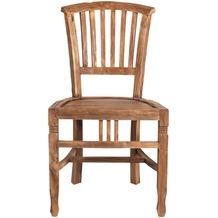 SIT SEADRIFT Stuhl Brettsitz natur, altmodisch
