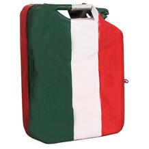 """SIT THIS & THAT Kanister-Hängeschrank aus recyceltem Kanister """"Italien"""" mit italienischer Flagge"""