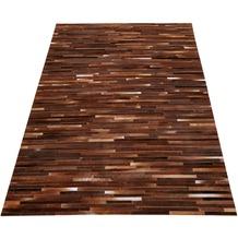 SIT THIS & THAT Teppich 170x240 cm braun gestreift braun gestreift