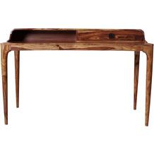 SIT MID CENTURY Schreibtisch 1 Schublade, 1 offenes Fach natur