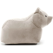 Sitting Bull Browny Bär sand Sitzsack, Kindersitzsack