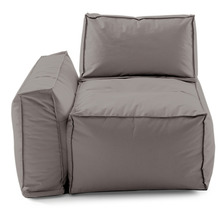 Sitting Bull Cappa Sofaelement links taupe