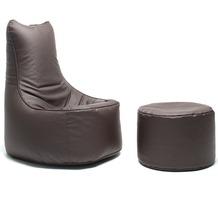 Sitting Bull Chill Seat - Set  schokobraun