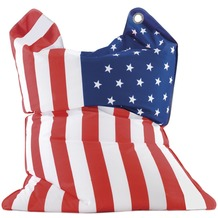 Sitting Bull FASHION BULL Stars & Stripes