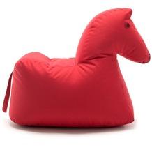Sitting Bull Happy Zoo Sitzsack Pferd Lotte rot