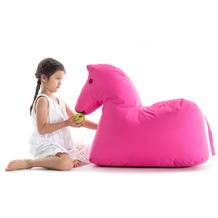 Sitting Bull Happy Zoo Sitzsack Pferd LOTTE, pink
