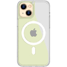 Skech Crystal MagSafe Case, Apple iPhone 13, transparent, SKIP-R21-CRYMS-CLR