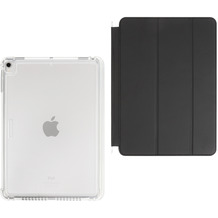 Skech Flipper Prime Case, Apple iPad 10,2 (2019) / Air (2019), schwarz, SKID-PD10-FLP-BLK