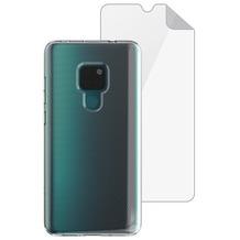 Skech Matrix SE Case + Glas Displayschutz, Huawei Mate 20, transparent, SK31-BD-MTX