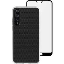 Skech Matrix SE Case + Glas Displayschutz, Huawei P20 Pro, transparent, SK18-BD-MTX