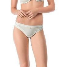 Skiny Damen String ivory 36