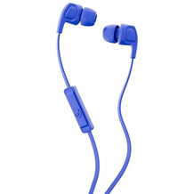 Skullcandy Headset Skullcandy SMOKIN BUD 2 IN-EAR W/MIC 1 Street/Royal Blue/Dark Blue