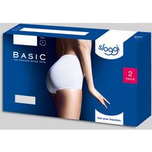 Sloggi Basic+ Maxi 2P white 38