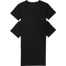 Sloggi men 24/7 Halbarm-Shirt mit Rundhals-Ausschnitt 2er-Pack black 4