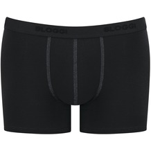 Sloggi MEN 24/7 Herren Slip Short 2er-Pack black 4