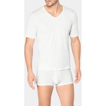 Sloggi MEN EVER FRESH Unterhemd Top mit V-Aussschnitt white 4