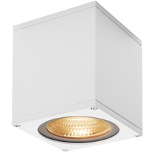 SLV BIG THEO CEILING, Outdoor Deckenleuchte, LED, 3000K, weiß
