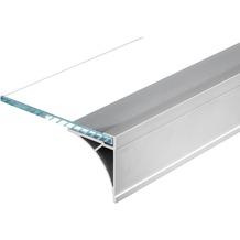SLV GLENOS Regal-Profil 200, alu eloxiert, 2m alu eloxiert