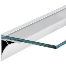 SLV GLENOS Regal-Profil 200, mattweiss, 2m weiß matt