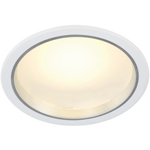 SLV LED DOWNLIGHT 60/3, rund, weiss, 28W, SMD LED, 3000K weiß