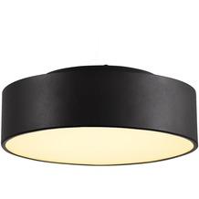 SLV MEDO 28 LED Deckenleuchte, schwarz, optional abpendelbar schwarz