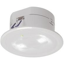 SLV P-LIGHT Emergency light recessed, white weiß