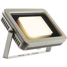 SLV SPOODI Strahler, eckig, 30W, silbergrau, 3000K LED silbergrau
