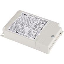 SLV TCI LED-Treiber, 50VA, 350-1050mA, Dip-Switch, inkl. Zugentlastung, DALI-dimmbar weiß