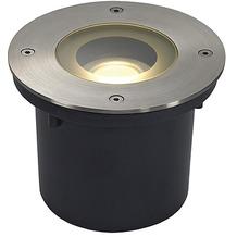 SLV WETSY LED DISK 300 Einbauleuchte, rund, Edelstahl 316, für Philips LED Disk Module 9W