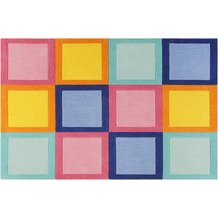 smart kids Kinderteppich Domino Day SM-4299-02 multicolor 120x170
