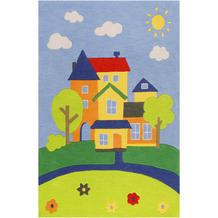 smart kids Kinderteppich Villa Villakulla SM-4297-02 multicolor 120x170