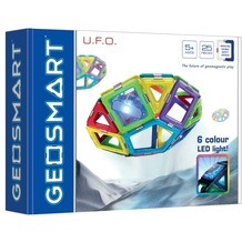 SMART Toys and Games Geosmart UFO 25 Teile