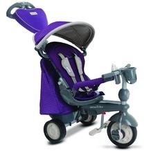smarTrike Recliner Infinity purple