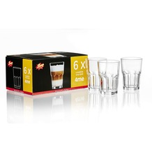 Snap by R&B 6er Long Drink Glas konisch 31,2cl 4ME klar