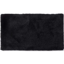 Tom Tailor Soft - Uni black 65 x 135 cm