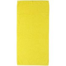 s.Oliver Handtücher Uni 3500 gelb Handtuch 50x100 cm