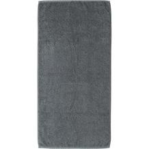 s.Oliver Handtücher Uni 3500 grau/antrazit Handtuch 50x100 cm