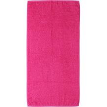 s.Oliver Handtücher   Uni 3500 rosa Handtuch 50x100 cm