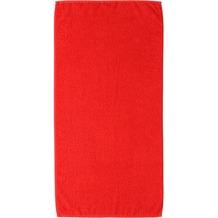 s.Oliver Handtücher Uni 3500 rot Duschtuch 70x140 cm