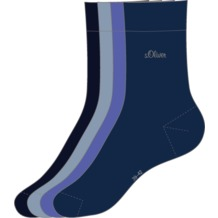 s.Oliver Kids Socken 4 Paar 30 blue mix S20205 27/30