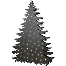 Sompex Stehleuchte Blacky LED schwarz H 94cm Weihnachten Weihnachtsbaum