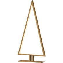 Sompex Tischleuchte Pinewood LED Bambus